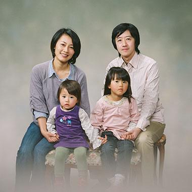 家族写真・記念写真